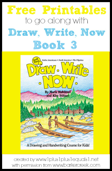 draw write now English, children's book, draw write now, marie hablitzel.