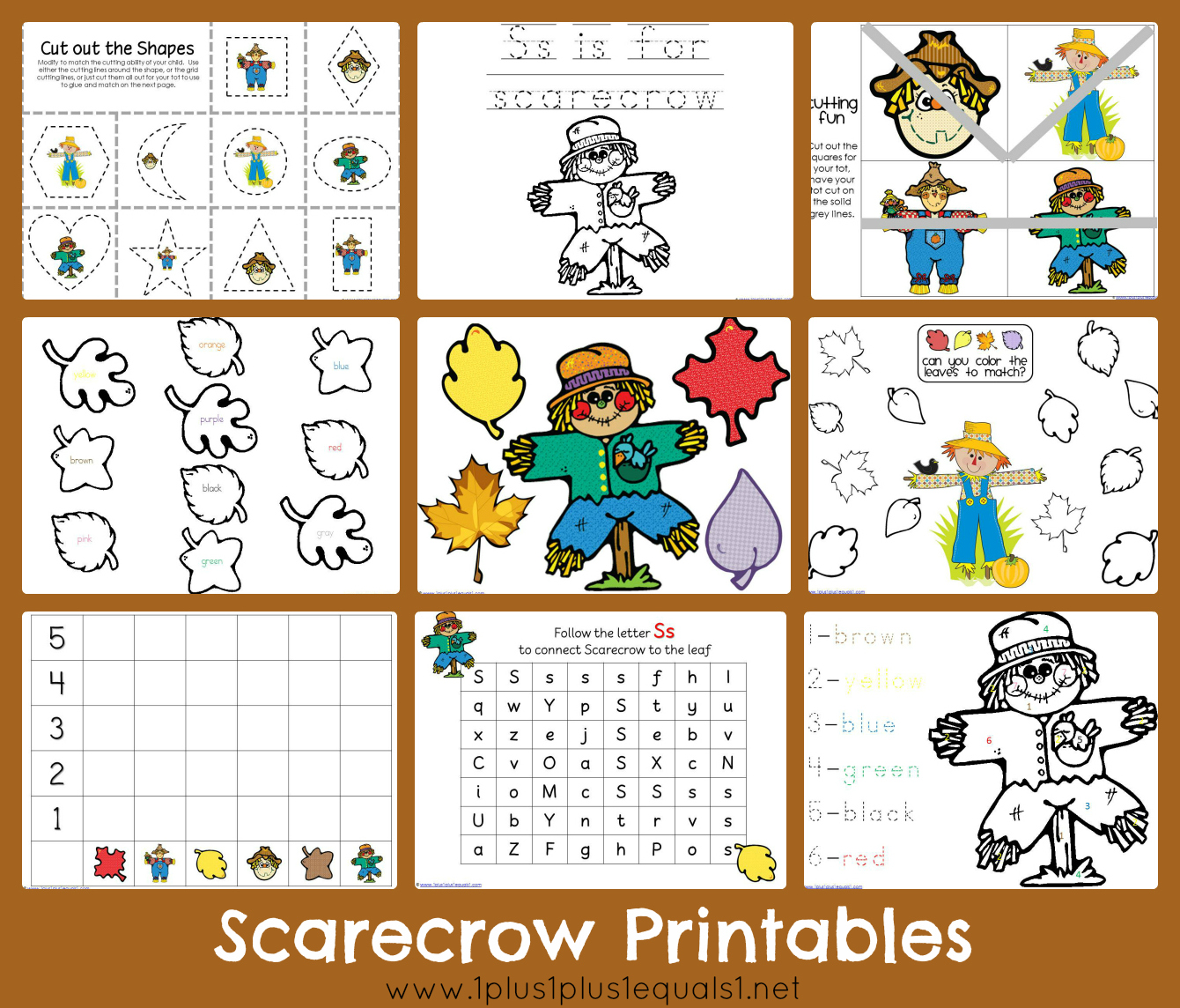 Scarecrow ~ Tot Pack