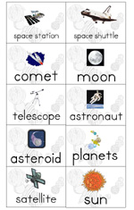 1+1+1=1...Solar System Preschool Pack