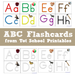 photo regarding Printable Abc referred to as All ABCs ~ No cost Alphabet Printables
