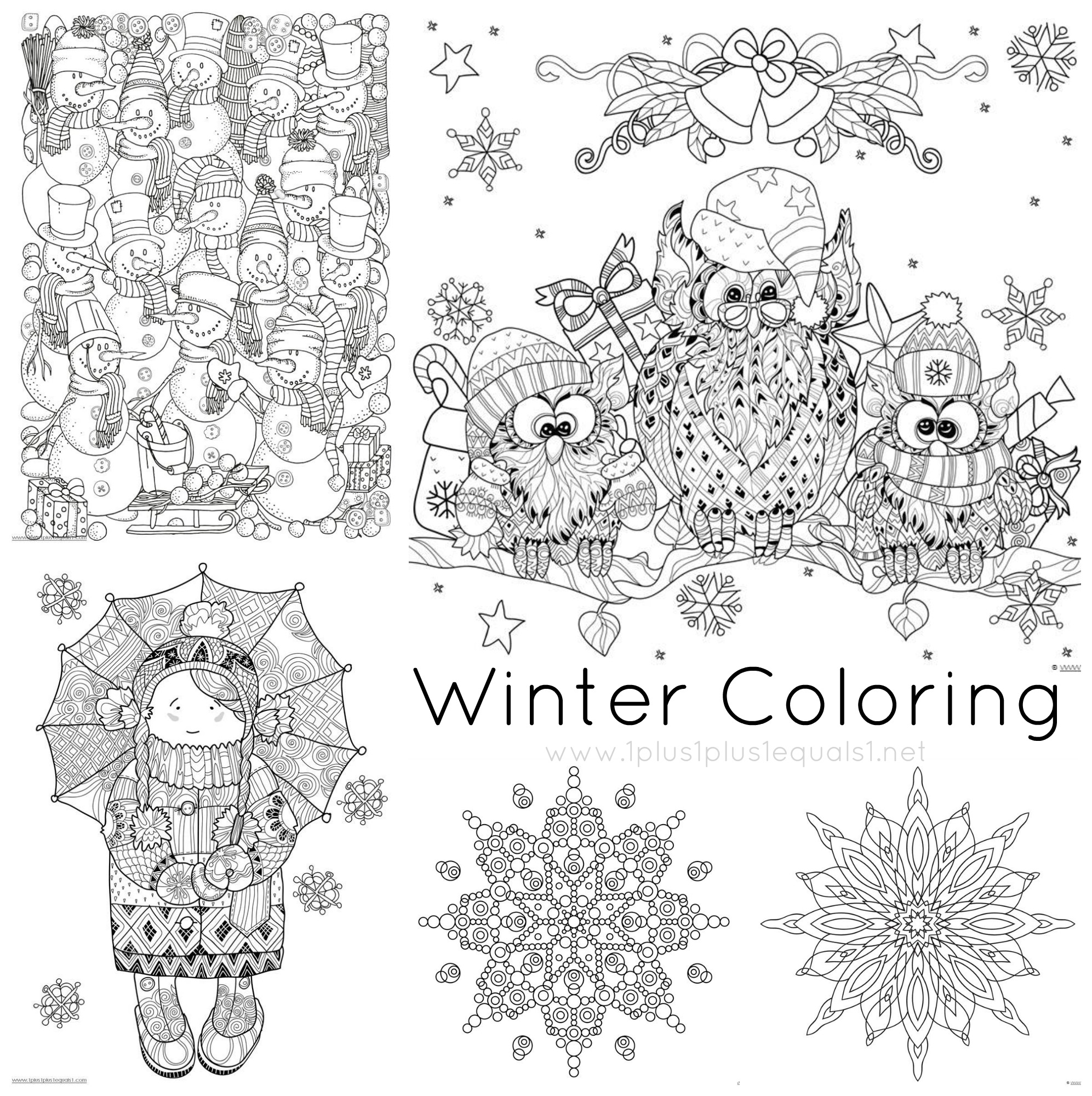 just color free coloring printables